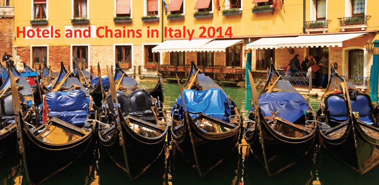 Hotels & Chains in Italy 2014