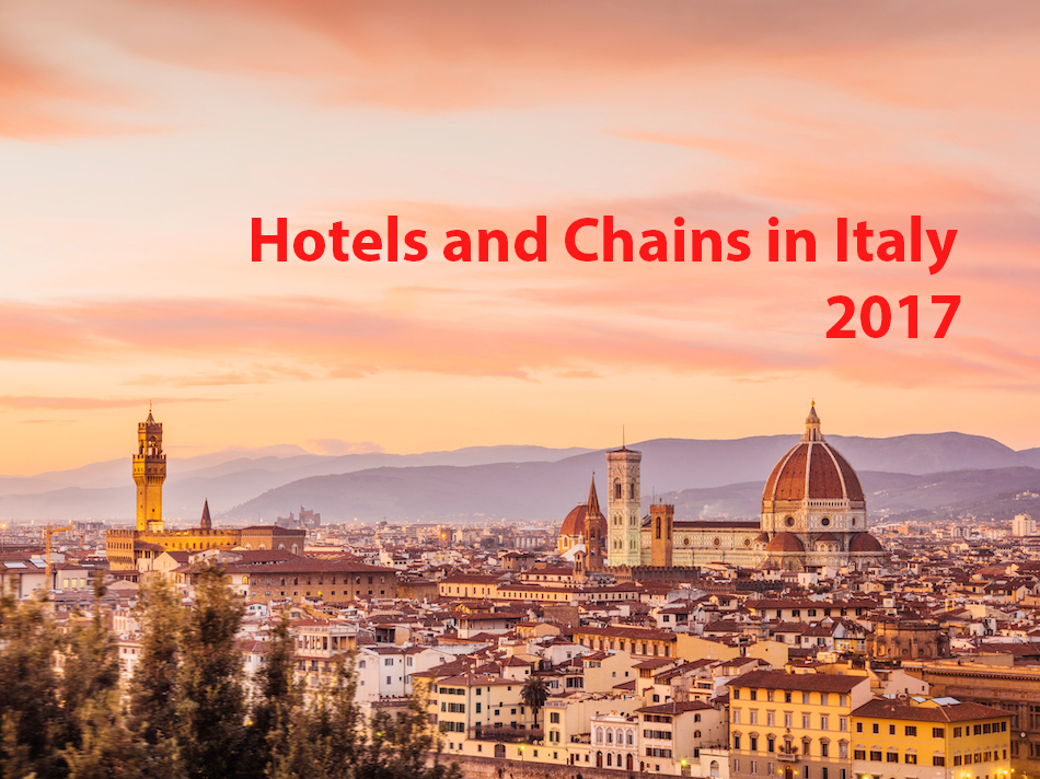 Hotels & Chains in Italy 2017