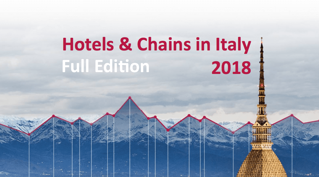 Full Edition 2018 Hotels & Chains in Italy