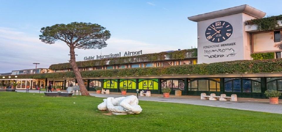 Centro Congressi nell'Area Aeroportuale di Pisa