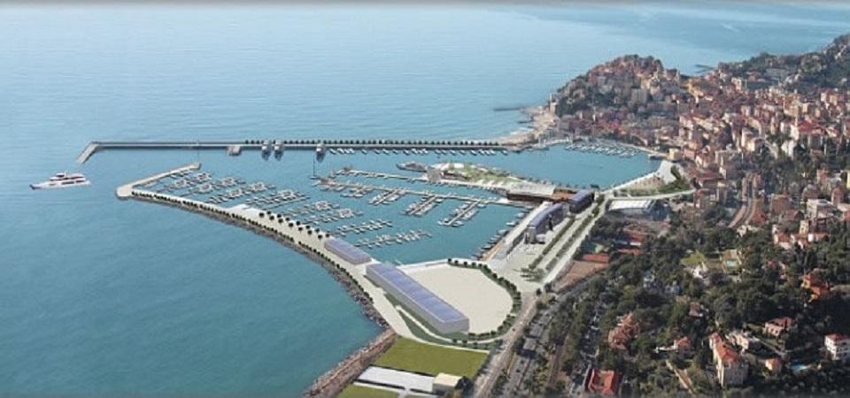 Porto turistico di Imperia