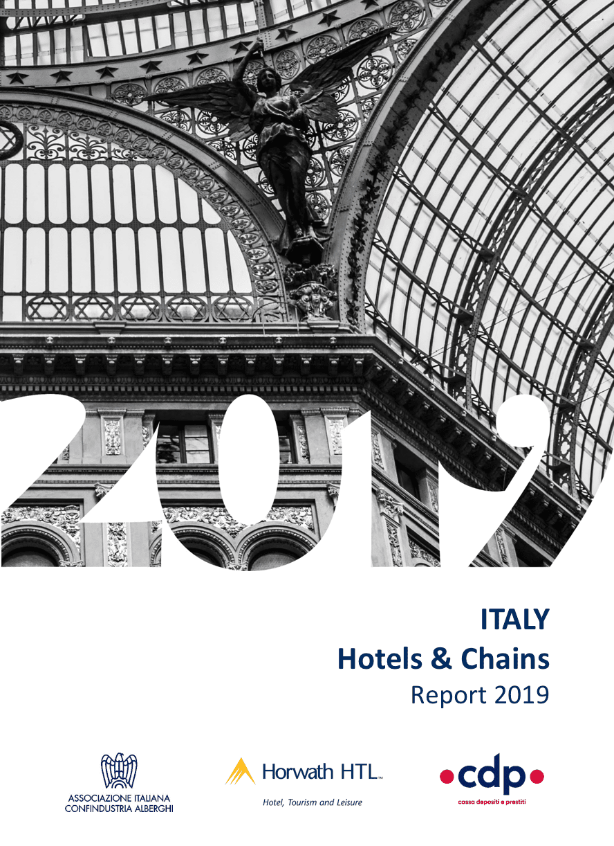 Hotels & Chains in Italy 2019