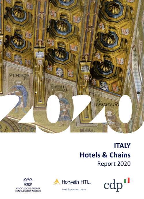 Hotels and Chains in Italy 2020