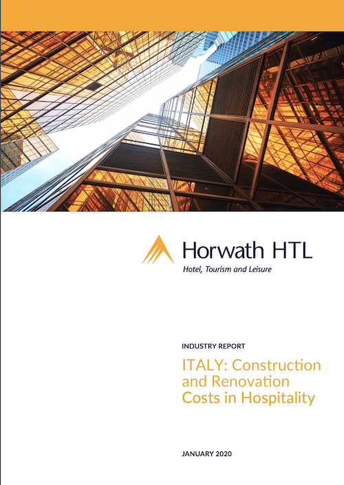 Construction and Renovation Costs in Hospitality